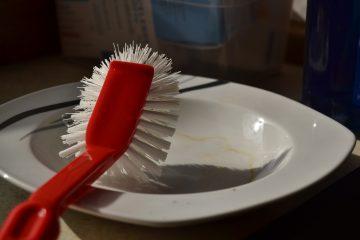 limpieza en tu cocina