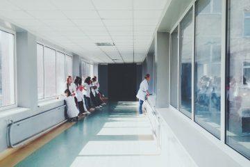 limpieza de los hospitales