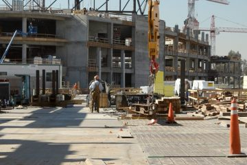 Karcher en la construcción