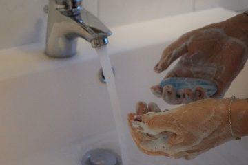 higiene en instituciones sanitarias